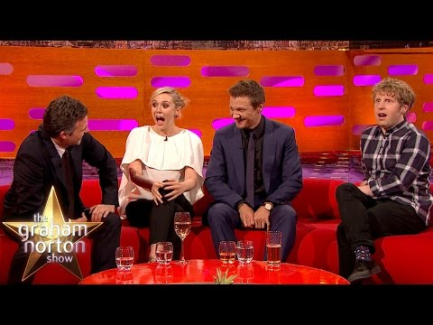 Mark Ruffalo Insults Josh Widdicombe  The Graham Norton