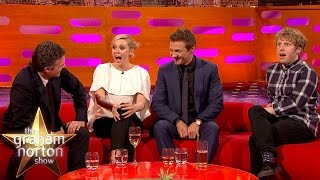 Mark Ruffalo Insults Josh Widdicombe - The Graham Norton Show