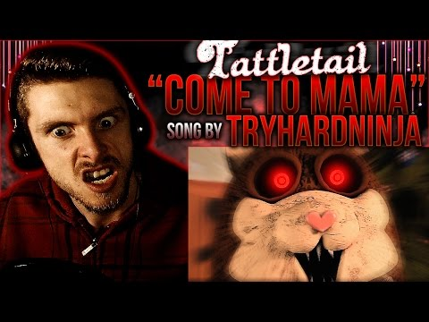 "Vapor Reacts #330 | [SFM] TATTLETAIL SONG ANIMATION ""Come to Mama"" by TryHardNinja REACTION!!"