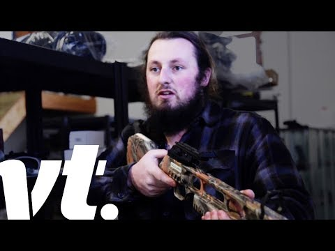 Meet The Ultimate Doomsday Preppers | VT Docs