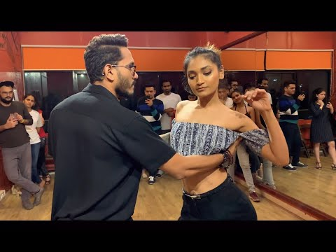 Cornel and Rithika | Bachata Sensual | Someone you loved - Lewis Capaldi | Conor Maynard( Dj Tronky)