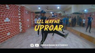 Uproar | Ajay Choreography | MUSE Dance Studio