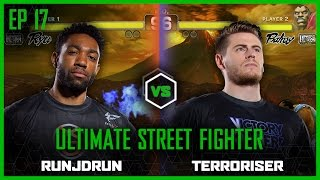 EP 17 | STREETFIGHTER | runJDrun vs Terroriser | Legends of Gaming
