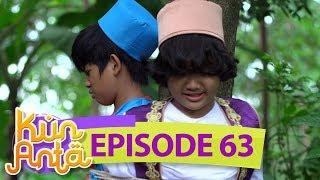 Wuidihhh ! Haikal dan Dodot Masuk Dalam Cerita Aladin & Lampu Ajaib - Kun Anta Eps 63
