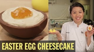 Viv's No-Bake Easter Egg Cheesecakes | Food Network