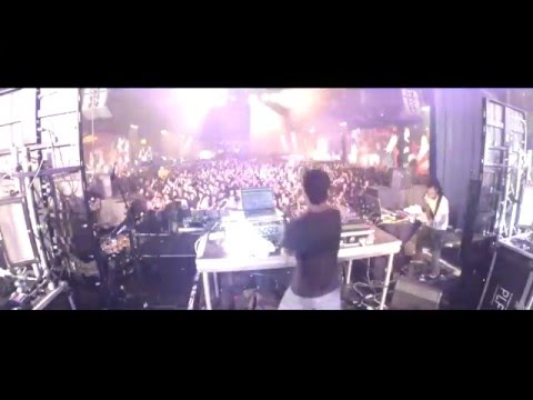 Panda Dub Live Band - Live in Paris (Unknow Attack)