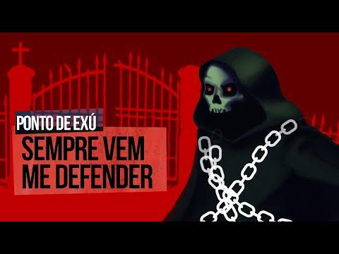 PONTO DE EXU - EXU CAVEIRA (SEMPRE VEM ME DEFENDER)