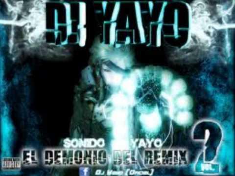 ponmela (version cumbia) - voltio ft joWEL & RANDY remix DJ YAYO  (el demonio del remix)