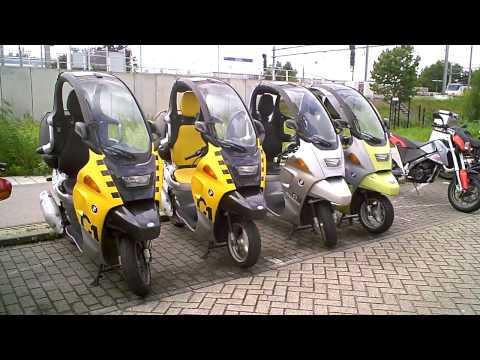 BMW C1 125 + 200 cc  - scooter ??