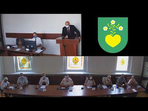 Sesja Rady Miejskiej w dniu 11.08.2020