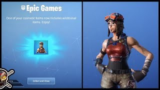 *NEW* Edit Styles in Fortnite - Renegade Raider