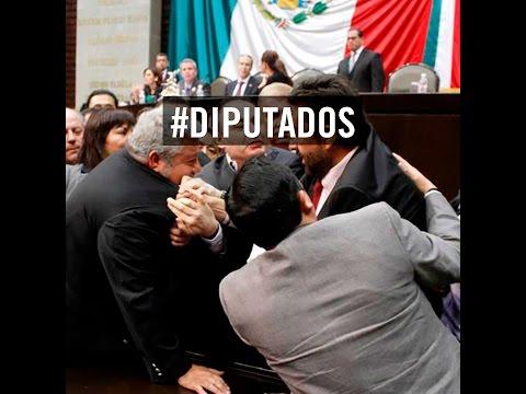 #DIPUTADOS Caros e ineficientes