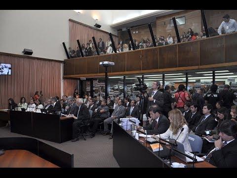 15ª audiencia de alegatos en el juicio oral por la tragedia de Once
