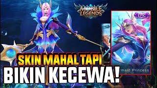 NEW SKIN ODETTE! MAHAL BANGET TAPI BIKIN KECEWA!! - Mobile Legend Indonesia