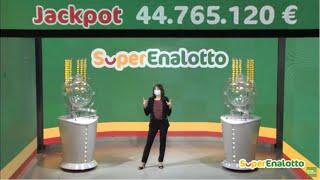 SuperEnalotto - Estrazione e risultati 30/05/2020