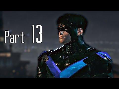 Batman: Arkham Knight - Part 13 (Weapons Generator MK III / Nightwing / Militia APC)