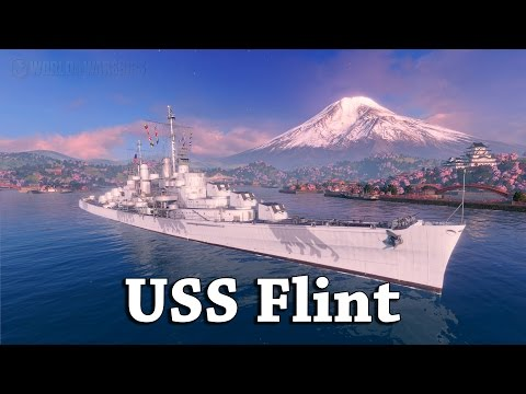 WoWS: USS Flint Preview