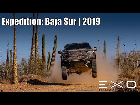Expedition: Baja Sur / EXO Baja Raptor Run