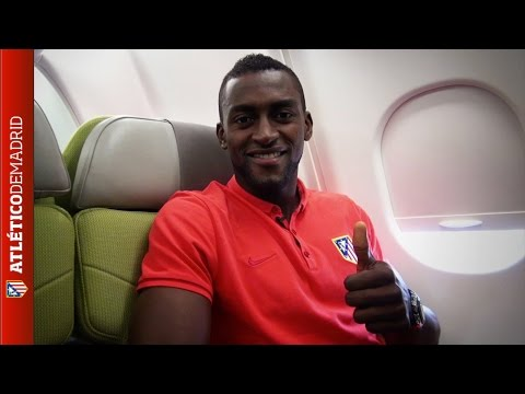 #ATMONAIR | Viajamos con Jackson Martínez a Astana | We travel with Jackson Martínez to Astana