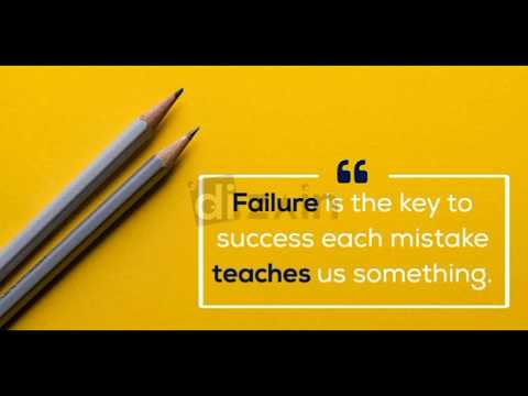 Quotes About Failure and Not Giving Up | Inspirational Quotes About Failure & Success