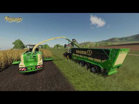 Farming Simulator 19 - How do they work, Grass,silage and animal feeding