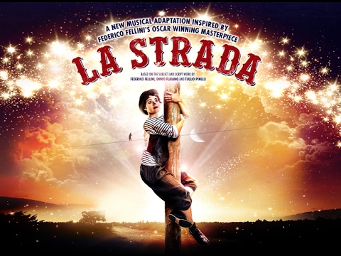 La Strada - teaser trailer from rehearsals