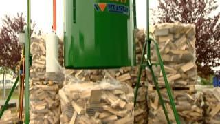 Posch Packfix Firewood Storage System