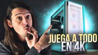 PC GAMER para JUGAR TODO en 4K y ULTRA 🤤(+ Streaming & Edición) - Presupuesto PC Gaming 2021