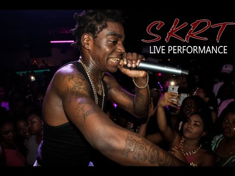 Skrt - Kodak Black ( Live Performance )
