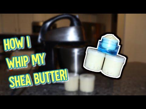 Whipped Shea Butter Tutorial/ Recipe thumbnail