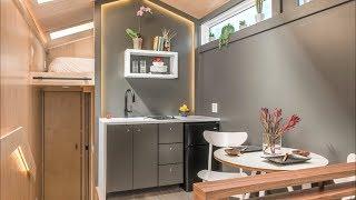Tiny House 29 M2 Wooden Exterior Design Ideas