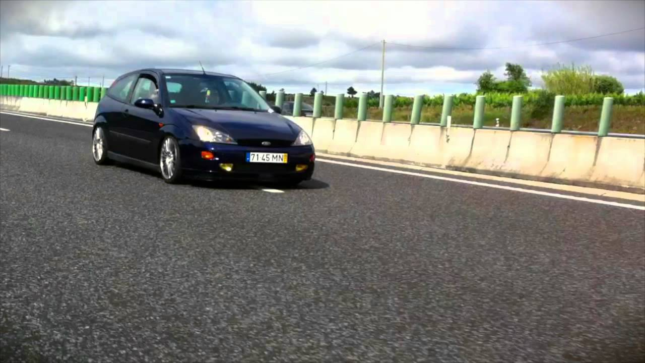 Slammed Ford Focus Rolling On 17 Quot Youtube