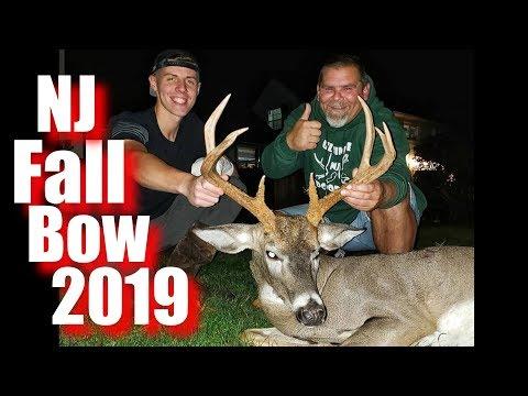 Rut Action: NJ Hunting Fall Bow 2019