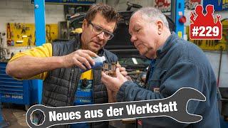 SO klingt ein Motorschaden ... 😖😖 | VW T5 - Abgase im Kühlsystem? | Neue Glühkerze für Audi A4