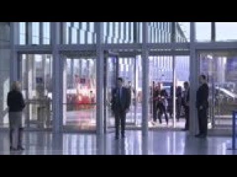 US defence secretary arrives for NATO meeting