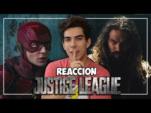 Reacción / Opinión: Trailer de Justice League - Comic Con 2017