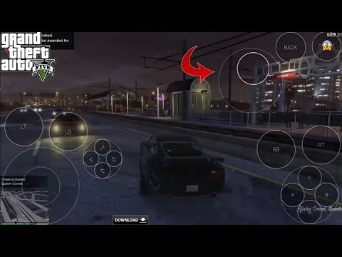 DOWNLOAD NOW GTA 5 IN ANDROID REAL||PLAY GTA 5 GAME||DOWNLOAD NOW 2018
