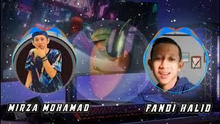 Fandi Halid Ft. Mirza'Mohamad - ( Serta Mabo Sombong ) - Fvnky night - New_Remix 2020 !!!