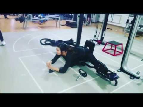 Фитнес тренер г. Атырау - Иващенко Роман . Как нужно правильно выполнять жим сидя со штангой .