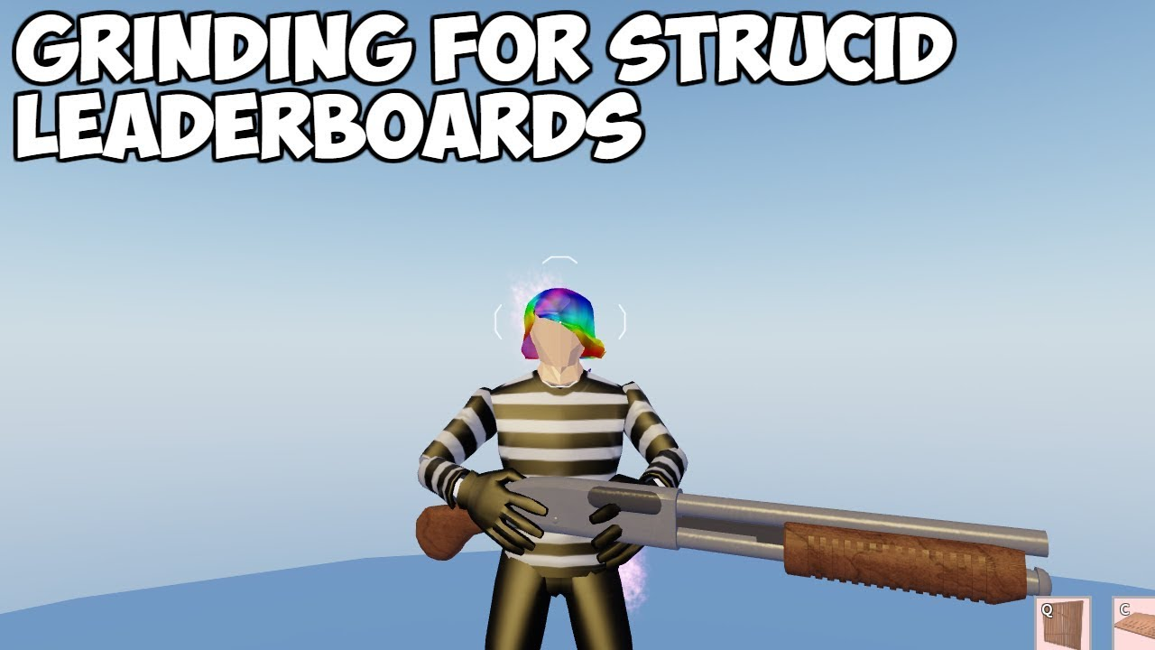 Roblox Strucid Live Stream 🔴 Grinding For Leaderboards # ...