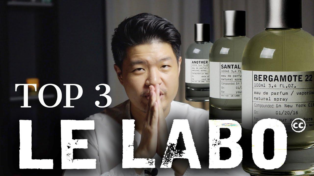 3 อันดับน้ำหอมที่ดีที่สุดของ Le Labo | Top 3 Le Labo [Give Me 3]