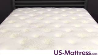 Spring Air Hotel & Suites Collection Grand Resort Double Sided Plush Mattress