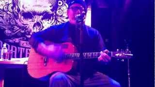 Everlast - An Acoustic Evening - White Trash Beautiful - 10.12.2012 - Hamburg Fabrik