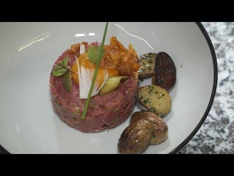recette-:-tartare-de-bœuf-et-pommes-de-terre-nouvelles---météo-à-la-carte