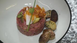 Recette : tartare de bœuf et pommes de terre nouvelles - Météo à la carte