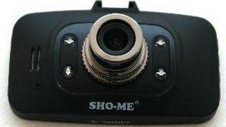 видео Видеорегистратор Sho-me HD-8000SX
