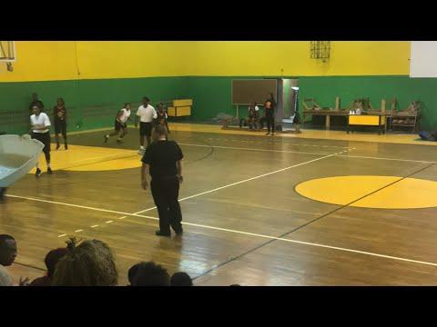 D.w. Davis junior high school night games