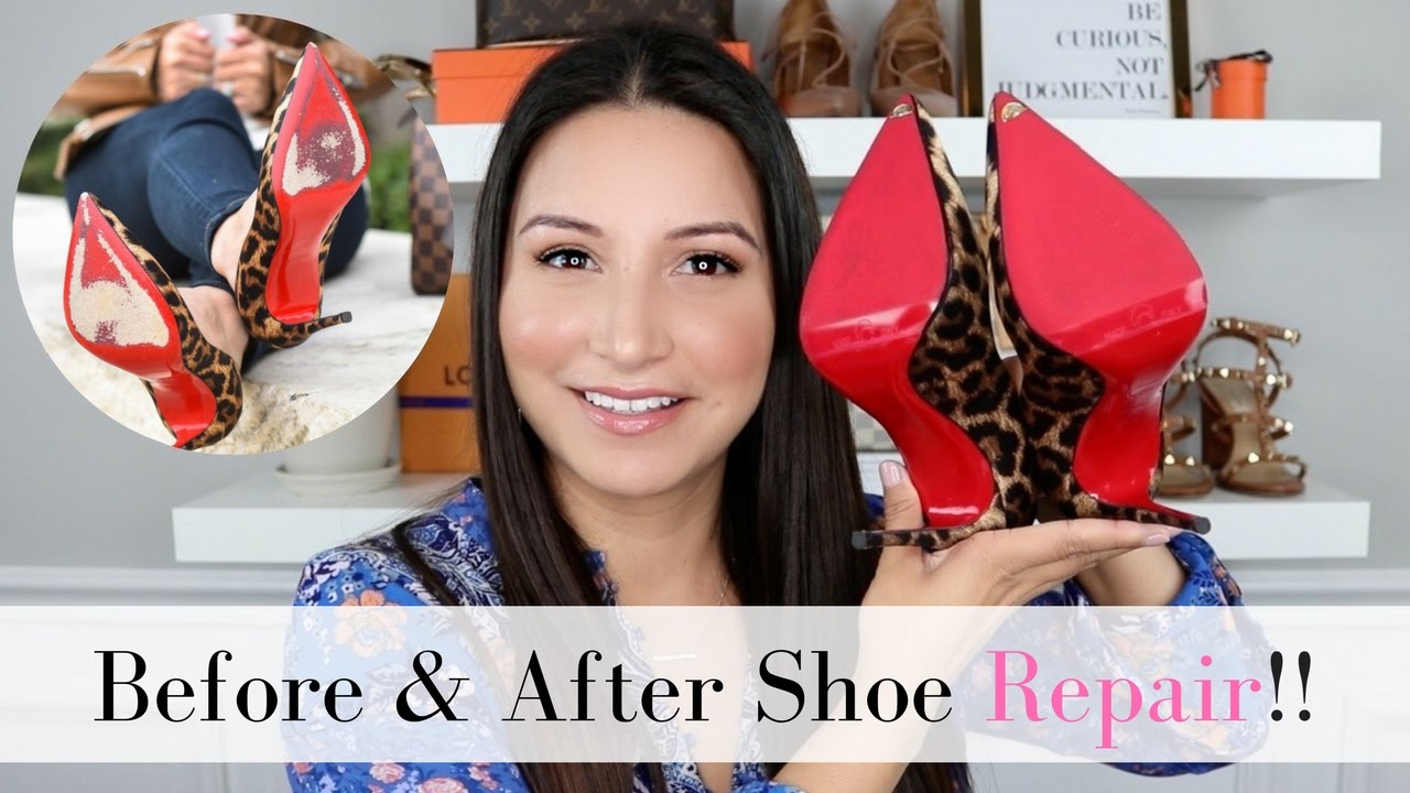 dcf805cb92a HOW TO PROTECT YOUR LOUBOUTIN and other shoes