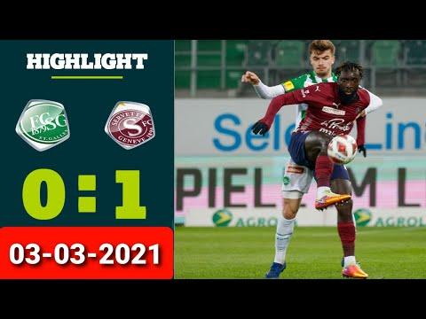 St. Gallen Servette Goals And Highlights