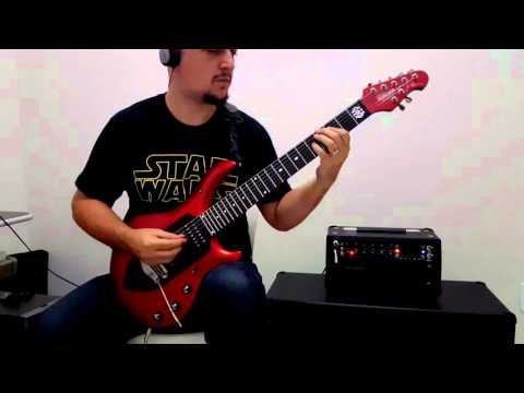 Dream Theater - Behind The Veil  (Guitar Cover)